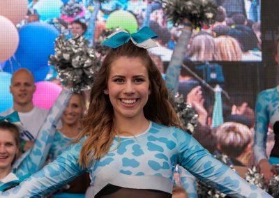 SE Cheerleaders