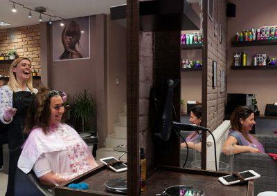 Haircutsalon and More az Andrássy úton