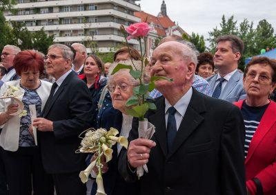 """""""Nagy Kecskeméti Escuvée és Lagzi"""" házasságkötést megerősítő szertartás"""